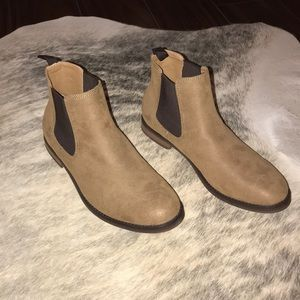 Brand New Wout Tags Chelsea Boot By Gap